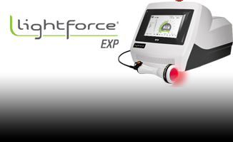 LightForce EXP Home Image