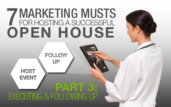 Photo for 7 Marketing Musts Open House Blog Post - Part 3