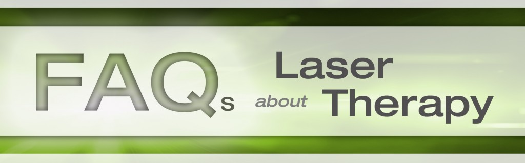 FAQs About Laser Therapy Blog Header