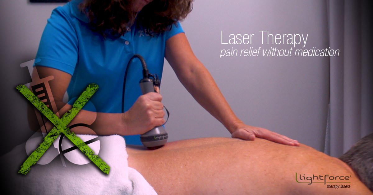 Can Laser Therapy Help the Current Opioid Dilemma Blog Post Image