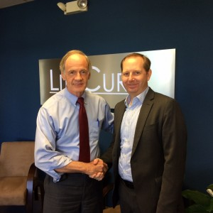 Senator Tom Carper Visit 2